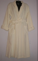 Laura Ashley Ultra-Plush Shawl Collar Wrap Robe-Med NWOT - $40.00