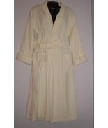 Laura Ashley Ultra-Plush Shawl Collar Wrap Robe-Med NWOT - $40.00