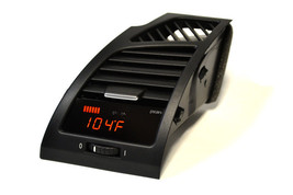 P3 Cars Integrated Vent Boost Gauge 2008-UP BMW... - $307.62