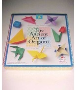Aitoh The Ancient Art of Origami Kit Origami Kit 1996 New - $29.69
