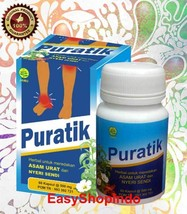2 Boxes Capsules for Gout - Arthritis - Uric Acid Remedy Supplement Herbal  - $26.22