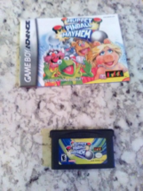 Muppet Pinball Mayhem Gameboy Advance Game - $29.99