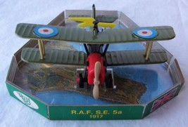 Edison Air Line Airline made in Italy Heroes Wings  #1001 1:72 WWI 1917 Bi Plane