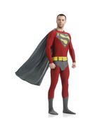 Superman Zentai Lycra Spandex Full Bodysuit Adult Cosplay Costume - $43.76
