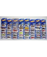 Hot Wheels Cars 50 Assorted - $127.39