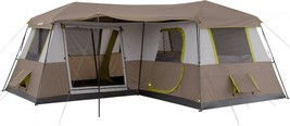 BRAND NEW Ozark Trail 12 Person 3 Room L-Shaped... - $288.88
