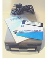 """~~~COMMODORE ~ VIC-1541 ~ (Modified) 5¼"""" FLOPPY DISK~SINGLE DRIVE ~ USED - $45.12"""