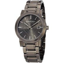 Burberry Men's BU9007 Gunmetal PVD Stainless Steel Watch - $371.20