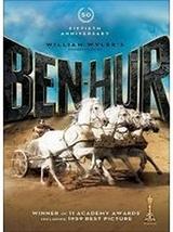 BEN-HUR - (50th Anniversary) starring Charlton Heston - Standard  DVD