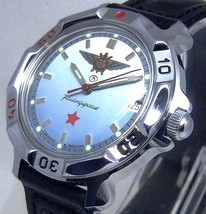 Russian Vostok Military Komandirskie Watch # 811290 New - $56.99