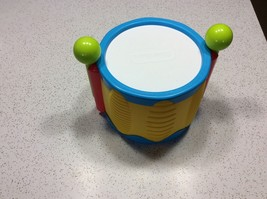Little Tikes Tap-A-Tune Drum Toy Kid Toddler Pl... - $9.90