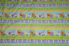 Disney Quilts Winnie Pooh Piget Reversible Changing Pad Crib Twins Lot of 2 - $89.95