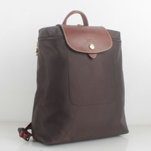 Longchamp Le Pliage Nylon Backpack Coffee 1699089203 - $75.00