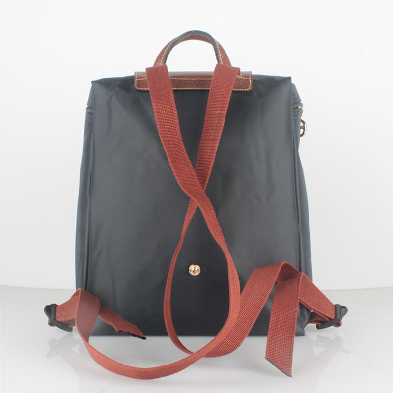 Longchamp Le Pliage Nylon Backpack Graphite and 17 similar items 87a18f4f05fe0