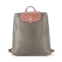 Longchamp Le Pliage Nylon Backpack Taupe 1699089015 - $75.00