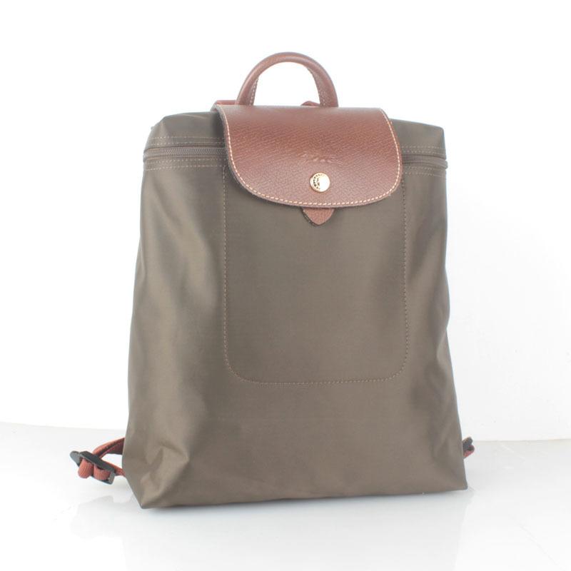 Longchamp Le Pliage Nylon Backpack Taupe and 17 similar items b386411244e6d