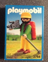 Playmobil 3744 Adventure Hiker Vintage - $9.99