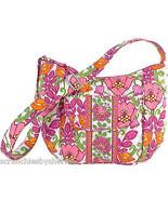 Vera Bradley Lilli Bell Clara Handbag Purse Gre... - $99.95