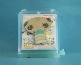 San-X Tare Panda Figure Metal Pin Collection May - $19.99