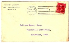 1893 Washington, DC Vintage Post Office Postal Cover - $9.95