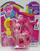 My Little Pony Pearlized w/silver glitter Pinkie Pie Explore Equestria - $210,03 MXN