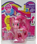 My Little Pony Pearlized w/silver glitter Pinkie Pie Explore Equestria - $10.95