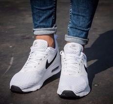 Nike Air Max Tavas Br Grade School Teenager Youth Sz: 5.5Y=24cm White 828569-101 - $79.99