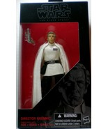 Star Wars Director Krennic #27 Rogue One The Black Series 6 in figure - $26.95