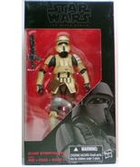"Star Wars Scarif Stormtrooper Rogue One 6"" figure Black Series Exclusive - $27.95"