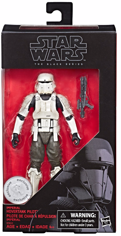 Star Wars Exclusive Imperial Hovertank Pilot Rogue One 6 in action figure