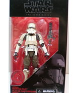 Star Wars Exclusive Imperial Hovertank Pilot Rogue One 6 in action figure - £21.04 GBP