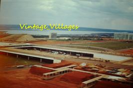 "Vintage  ""Bus Station"" Rio Brazil Ektachrome Slide #1193 - $6.93"