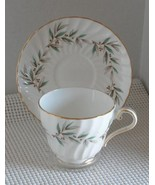VALENCIA John Aynsley FOOTED CUP & SAUCER (s) Bone China England #8364 - $10.08