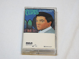 Elvis Presley His Songs of Faith and Inspiration Cassette Tape 1985 How ... - $19.78