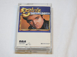 Elvis Presley 50 Years 50 Hits 1985 Cassette Tape 1985 RCS Records Heart... - $19.78