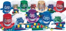 Majestic New Years Party Kit for 50 Guests - $108.90