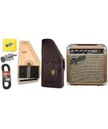 Oscar Schmidt OS120CNE A/E 21 Chord Adirondack Autoharp w/Amp,Hard Case ... - $537.49