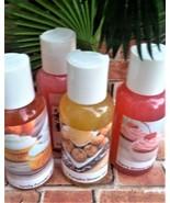 shower gels, set of 4, bath and body, bath gel,... - $20.00