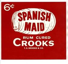 11 Different Original Unused Cigar Box Labels a... - $17.82
