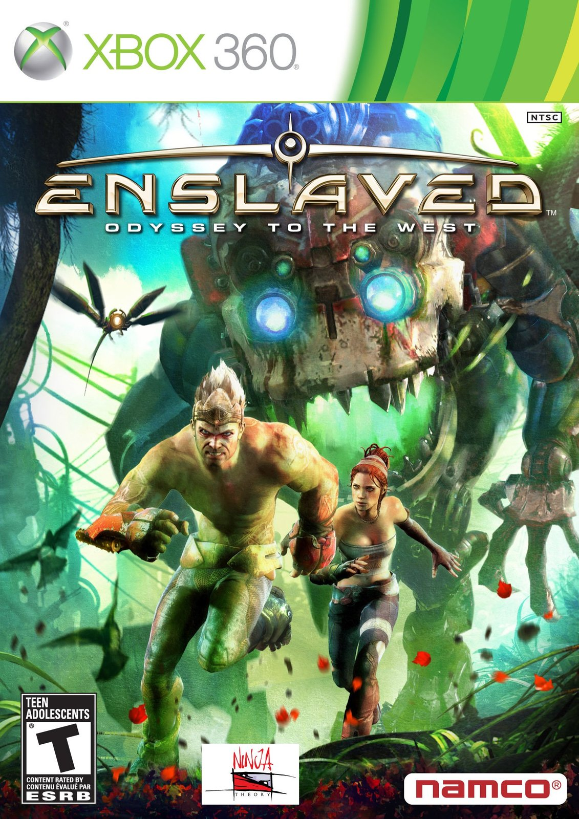 Enslaved: Odyssey To The West - Xbox 360 [Xbox 360]