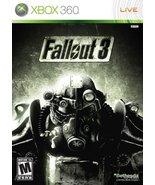 Fallout 3 [Xbox 360] - $5.10
