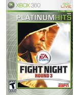 Fight Night Round 3 - Xbox 360 [Xbox 360] - $5.38