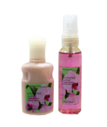 Bath & Body Works Enchanted Orchid 2pc Travel Set Body Splash and Body Lotion 2z - $5.84