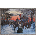 "John Paul Strain ""The Parting"" PP 5/5 COA - $2,000.00"
