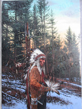 "John Paul Strain ""Thoughts of the Great Spirit""... - $1,200.00"