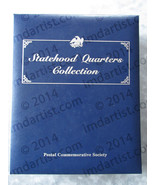 Postal Commemorative Society Statehood Quarters... - $176.00