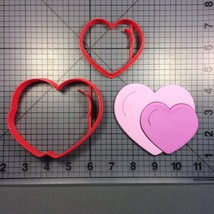 Heart Pair 100 Cookie Cutter Set - $6.00+