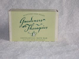 Scottish Fine Soaps GARDENERS THERAPIES Exfolia... - $14.84