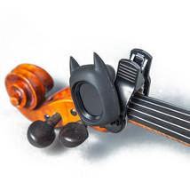 SWIFF Digital Chromatic Guitar Bass Violin Ukulele Tuner w Battery Black... - $16.98