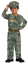 Toddler Soldier Halloween Costume  Size 2-4 Years - $386,58 MXN